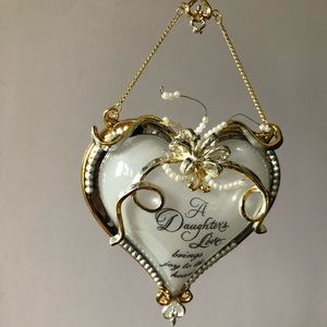 Bradford Edition A Daughters love heirloom glass